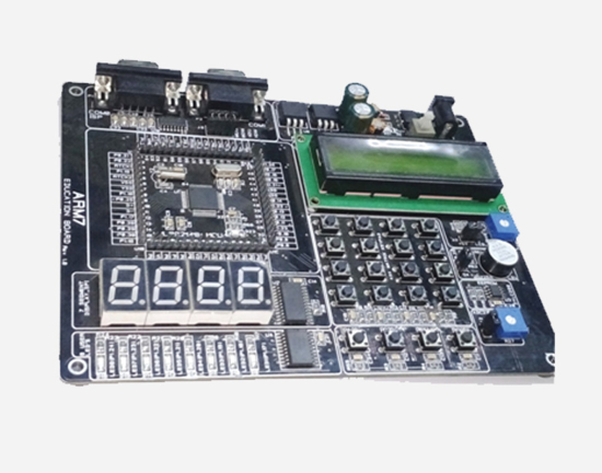 Picture of ARM7 EDUCATION BOARD