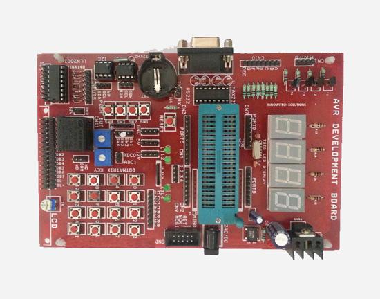 Picture of AVR Development Board
