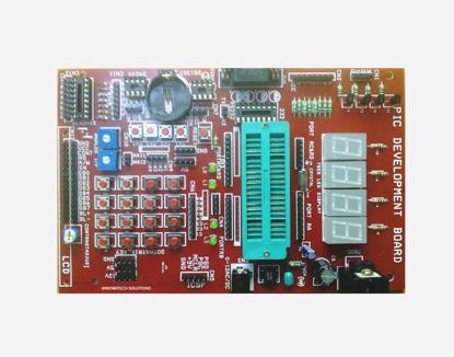 Picture of PIC Development Board