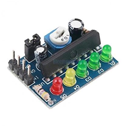 Picture of Audio Level Indicator & Battery level Indicator KA2284