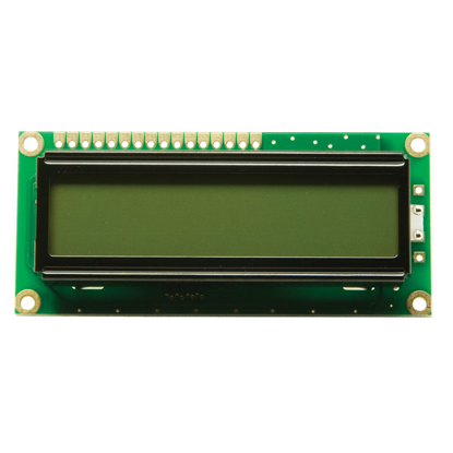 Picture of 16x1_Green_LCD