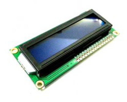 Picture of 16x2 Blue LCD