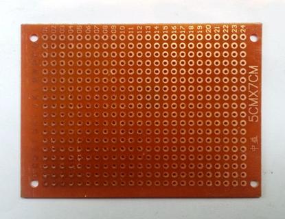 Picture of General Purpose PCB 5 x 7 CM