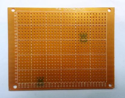 Picture of General Purpose PCB 7 x 9 CM