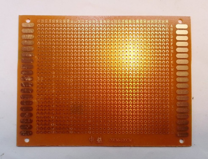 Picture of General Purpose PCB 9 x 12 CM