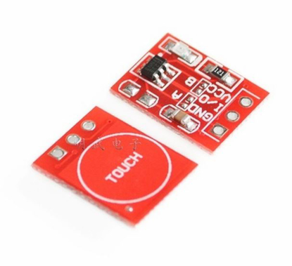 Picture of 1 Channel Capacitive Touch Module