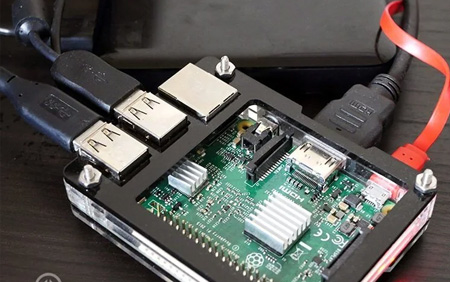 Picture for category RASPBERRY PI