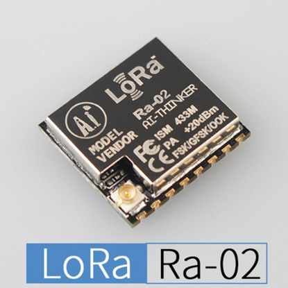 Picture of LORA 10Km Wireless Module ISM 410-525MHz Ra-02