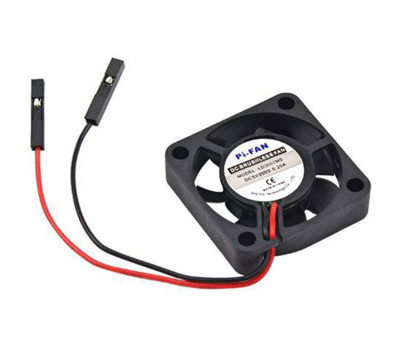 Picture of 5V 0.2A Cooling Fan With Casing for Raspberry Pi