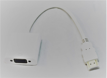 Picture of HDMI to VGA Converter Adapter