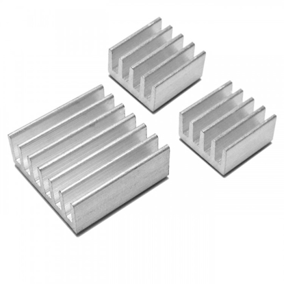 Picture of Heat sink for Raspberry Pi 3