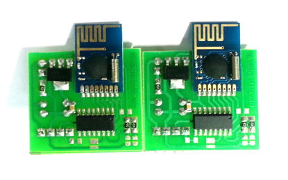 Picture of 2.4GHz RF Transmitter & Receiver TTL Pair