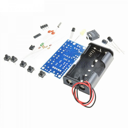 Picture of 76MHz-108MHz Wireless Stereo FM Radio Receiver Kit DIY